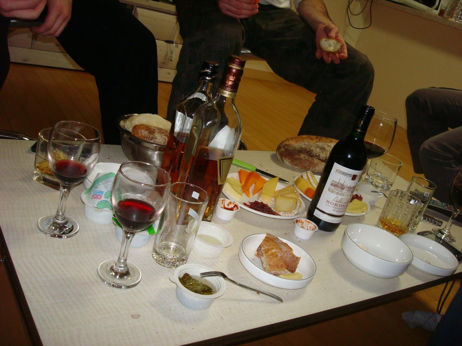 chienmort toujours l 39 est mais plus au sud soir e fromages saucisson vin rouge 14 novembre. Black Bedroom Furniture Sets. Home Design Ideas