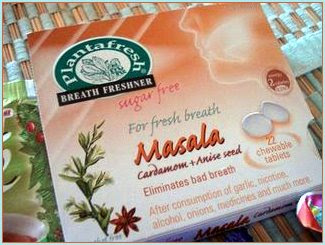 Plantafresh tablets