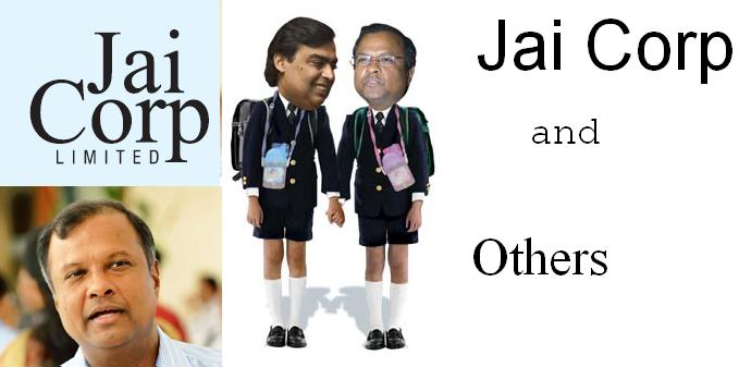 Jaicorp and Others