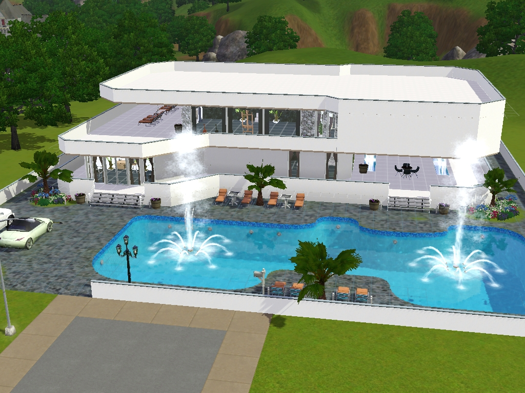 Los sims 3 casas de los sims 3 - Casas bonitas sims 3 ...