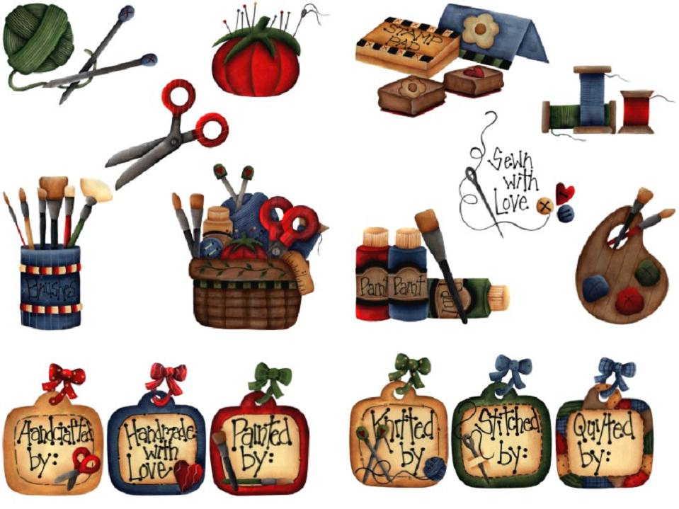 Ideas Y Dibujos De Manualidades     Laminas Costura