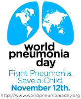 World Pneumonia Day logo