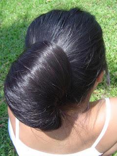 jual sanggul sanggul rambut yang cantik