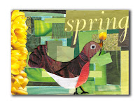Photo of Spring Bird Aceo