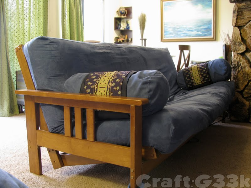 i actually wrote a letter to the  pany that made this futon cover and asked them if i could buy some fabric off them  they sold it to me at cost  craft g33k  june 2010  rh   craftg33k blogspot