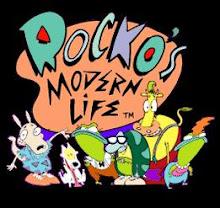 ROCKO'S MODERN LIFE!!!