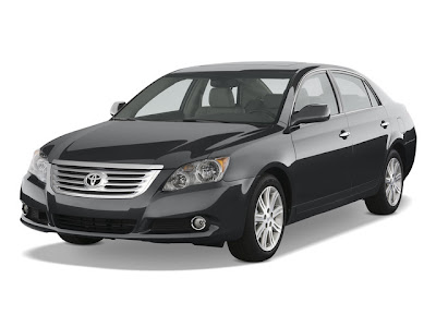 2010 Toyota Avalon Limited Edition Angular Front View