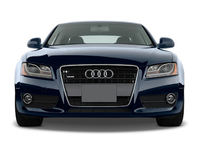 2010 Audi A5 Front View