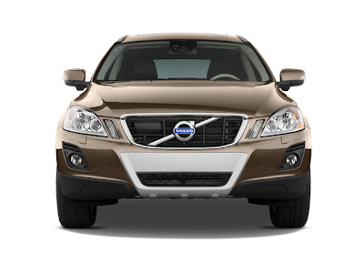2010 Volvo XC60 Front View