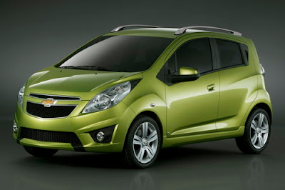 2012 Chevrolet Spark pic