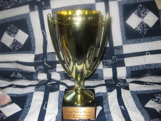 Danielito's Trophy