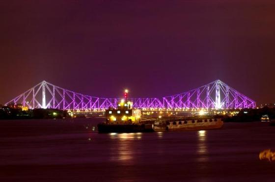 howrah bridge kolkata uni