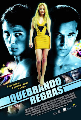 Filme Poster Quebrando Regras DVDRip XviD & RMVB Dublado