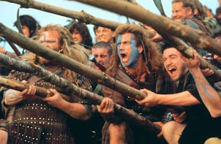 Actual photo of a union raid in Scotland