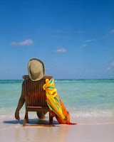 Wu Wei: hacer sin hacer. Relaxing-on-the-beach