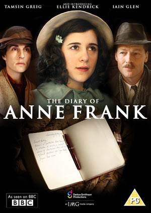 diary of anne frank. The Diary of Anne Frank.