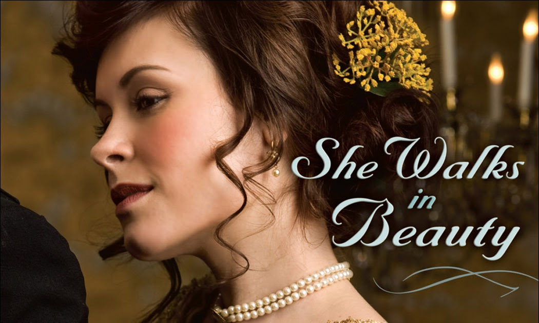 analysis of she walks in beauty by She walks in beauty - analysis george gordon noel byron's poem titled, she walks in beauty, plainly put, is a love poem about a woman who the author encountered (his widowed cousin), and all of her stunning features.