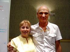 Com o Dr. Jean-Pierre Barral