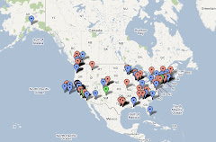 Outstanding Dinner Site History Map