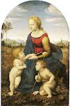 La Virgen Jardinera