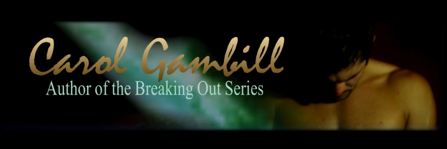 Author Carol Gambill (Live life to the fullest. It's the only one we get)