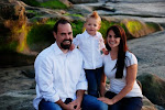 Brian, Katie & Bauer