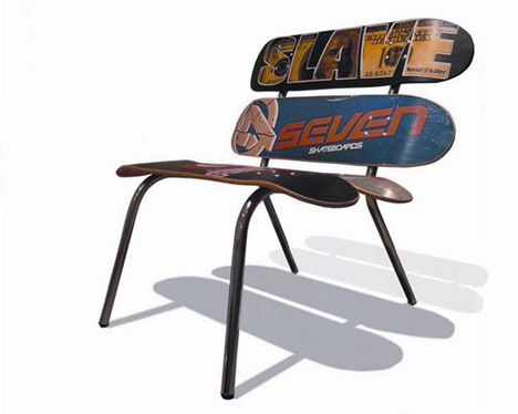 Fidgety Fingers RECYCLED CHAIRS WE LOVE