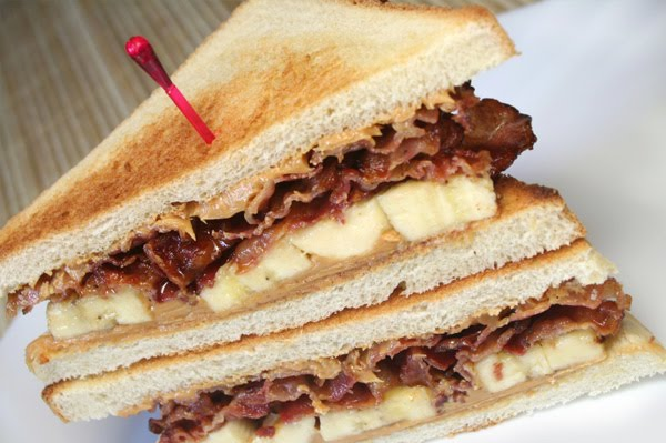 ... Fingers: THE SANDWICH THAT KILLED ELVIS (WE LIKE IT WITHOUT THE BACON