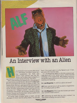 alf, 80's tv shows, alien, comic alien,