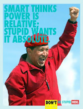 Power to the stupid