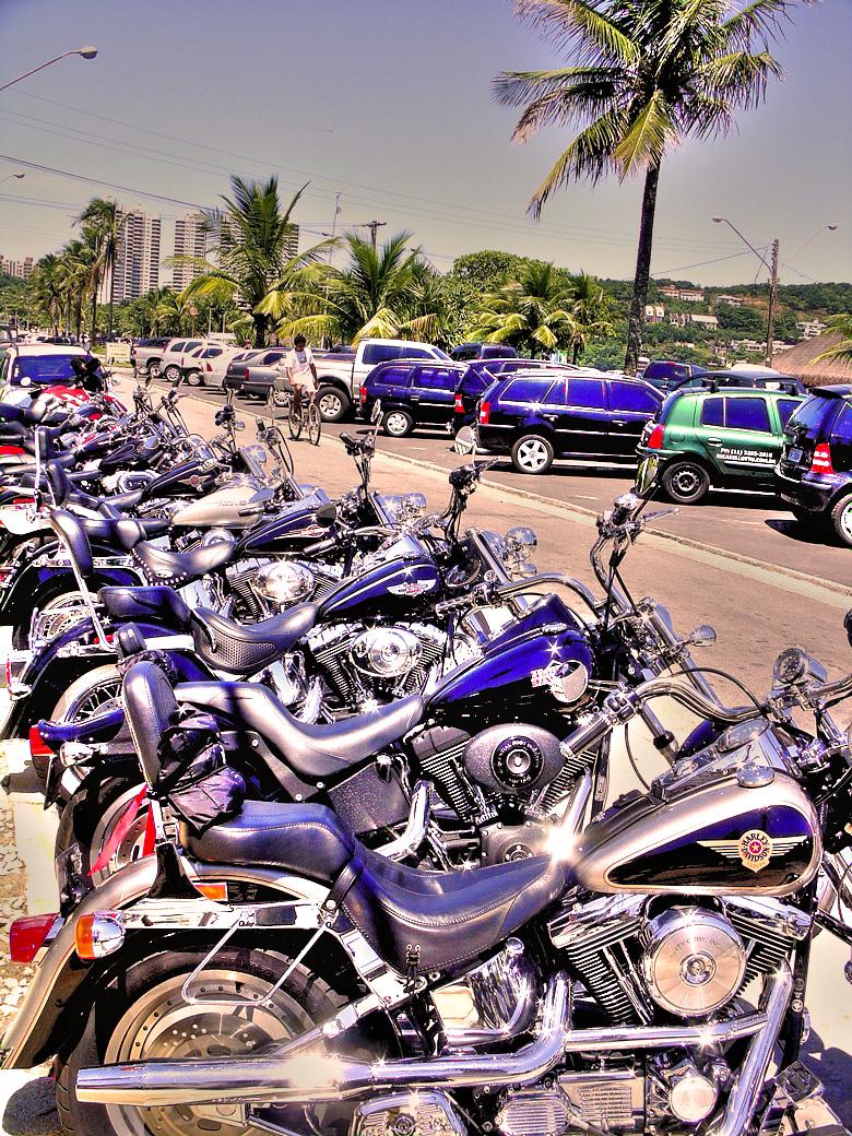 de motos Harley Davidson