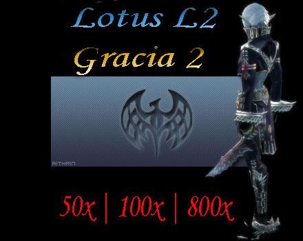 Lotus L2 Gracia Parte 2