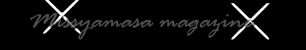 Missyamasa magazine
