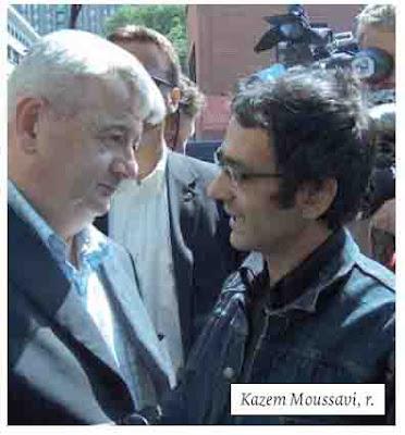 Redebeitrag von  Dr. Kazem Moussavi