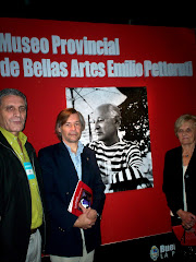 Stand del Museo Emilio Pettoruti en arteBA´09