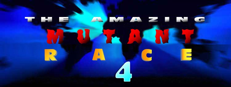 The Amazing Mutant Race 4