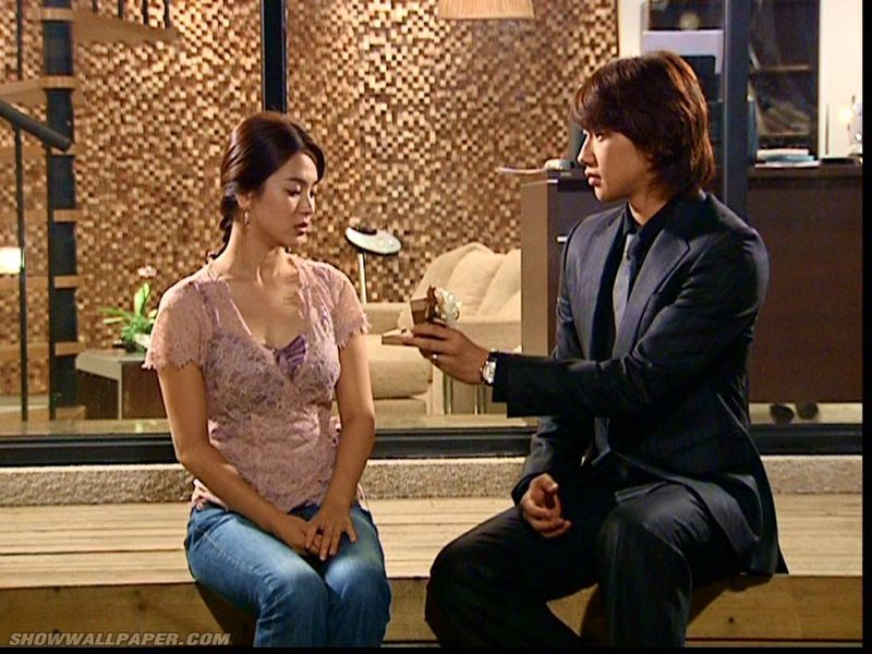 Korean drama: Full House Episode 15