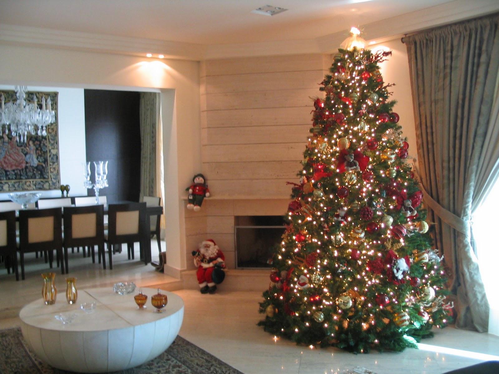 Decoracao De Sala Natal ~ árvore de natal as luzinhas coroas natalinas para colocar na porta