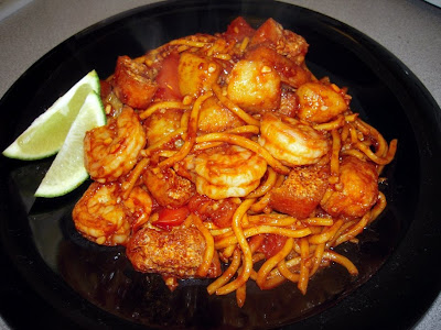 ... | Welcome to our world: Mamak Mee Goreng (Indian Fried Noodles