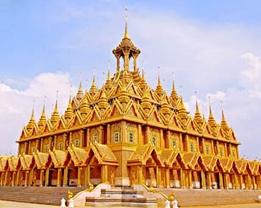 Wat Chan Tharam or Wat Tha Sung