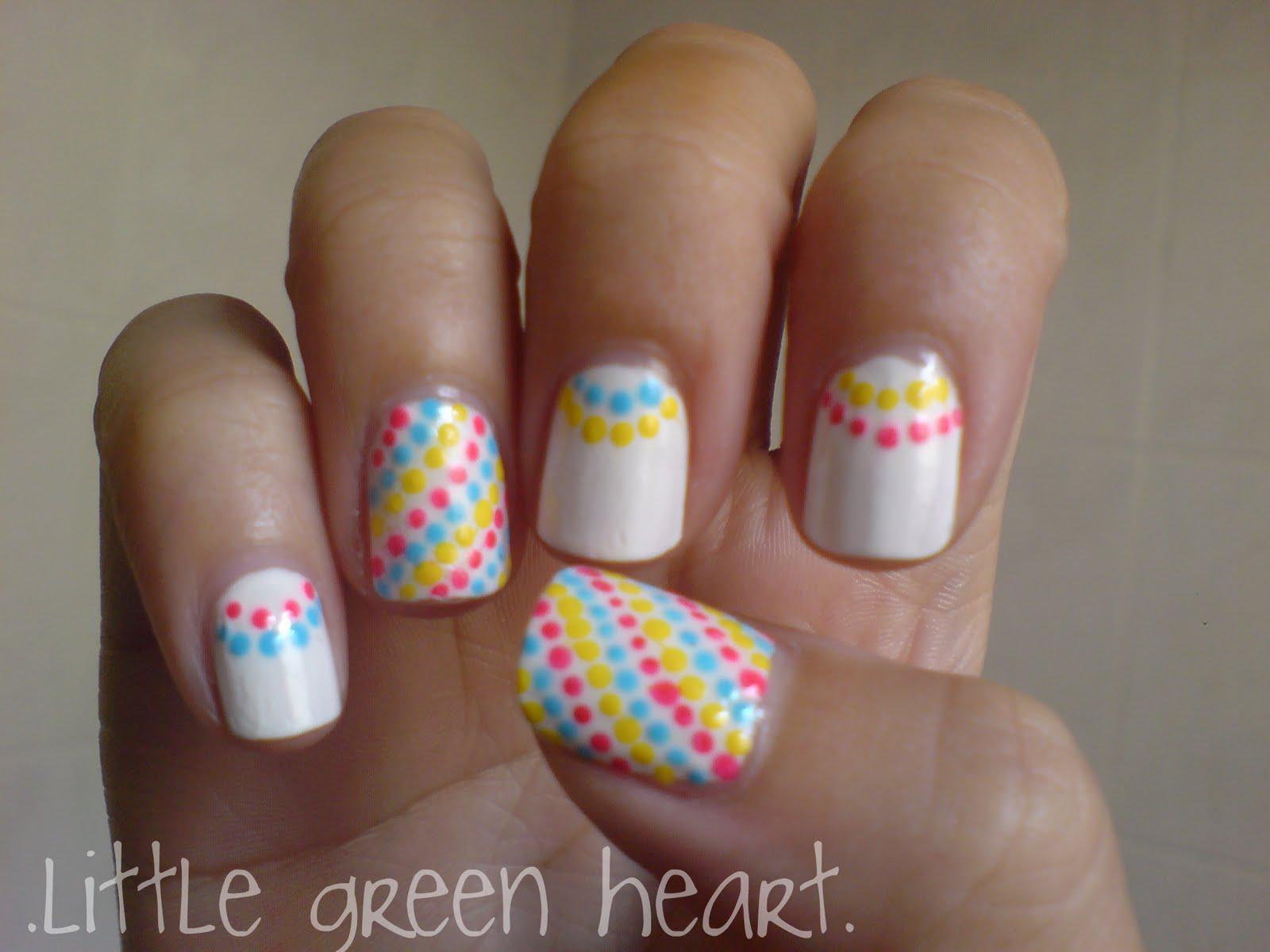 Nail Art Idea Cute Nail Art Designs To Do At Home