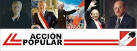 ACCION POPULAR: EL PERU ADELANTE !