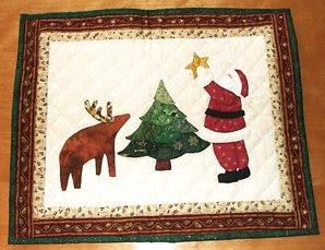 Painel: Estrela de Natal