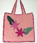 Bolsa: amor rosa