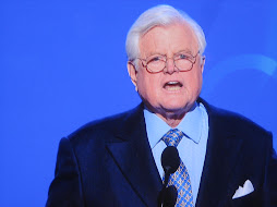 Ted Kennedy Passes the Torch