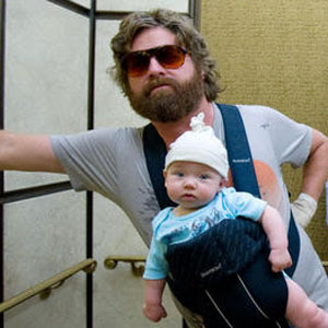 Time to try something new Zach Galifianakis Hangover