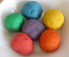My Go-To Playdough Recipe