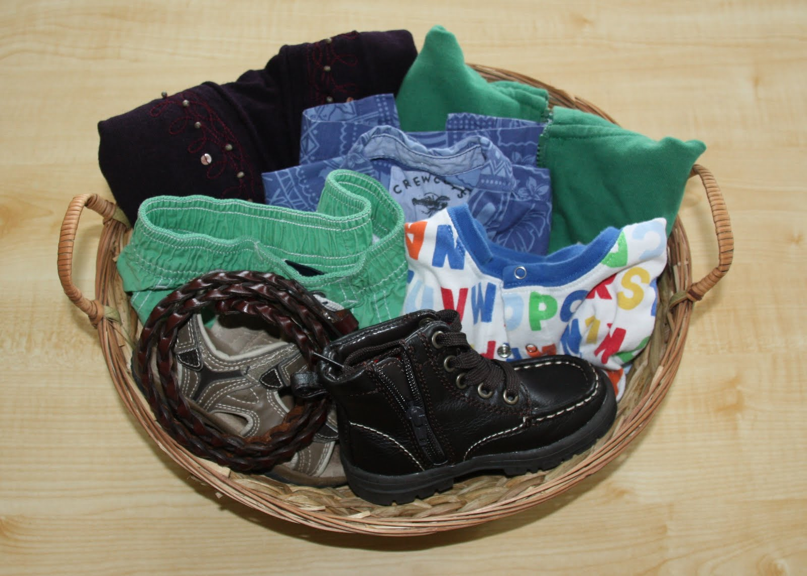 Dressing Basket (Photo from Counting Coconuts)