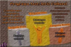 Programa Ator/Atriz Cultural