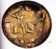 Sassanid King